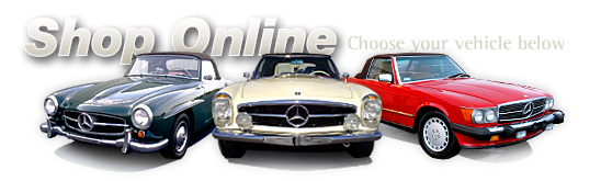 Bud's Benz Online Parts Catalog